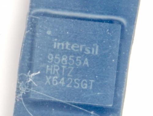 ISL95855AHRTZ ISL95855A