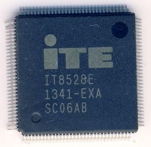 Купить IT8528E-EXA мультиконтроллер ITE QFP