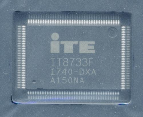 IT8733F-DXA мультиконтроллер ITE