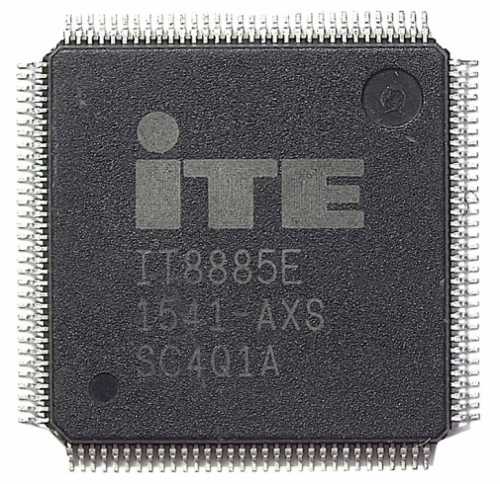 Мультиконтроллер  IT8885E AXS AXA ENE
