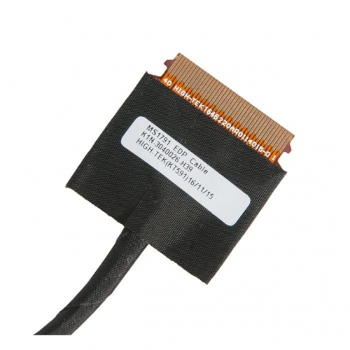 K1N-3040026-H39 шлейф матрицы ноутбука MSI GE72, PE70, GT72S, MSI1791, 30 Pin EDP