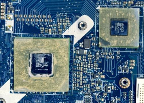 Материнская плата LA-5911P Acer Aspire 5551G, 5552G, e-Machines E640G, E642G, Packard Bell TM81