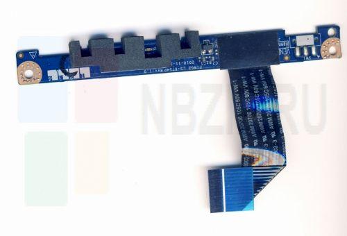 Плата LED-индикаторов для Lenovo G575 PIWG2 LS-6754P