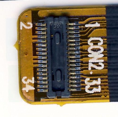 SM30HS-A016-001 Шлейф матрицы ACER Aspire S3-951, S3-391 For B133XW03 SM30HS-A016-001