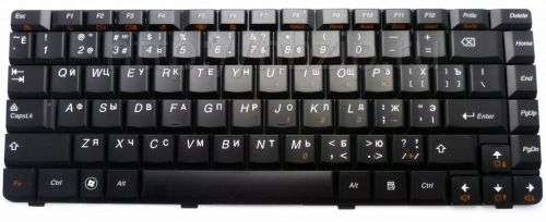 Клавиатура ноутбука Lenovo IdeaPad U450, U450A, U450P