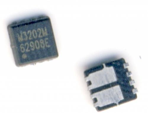 QM3202M, QM3202M3, M3202M Dual N-Ch 30V Fast Switching MOSFETs