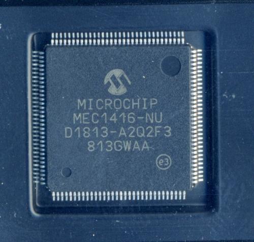 MEC1416-NU мультиконтроллер Microchip Technology