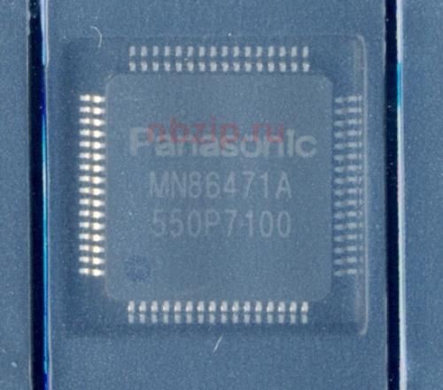 MN86471A Panasonic чип HDMI для PS4