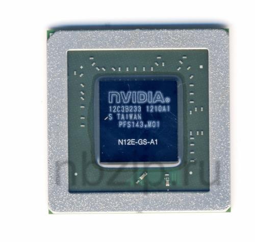 N12E-GS-A1 видеочип nVidia GTX560M