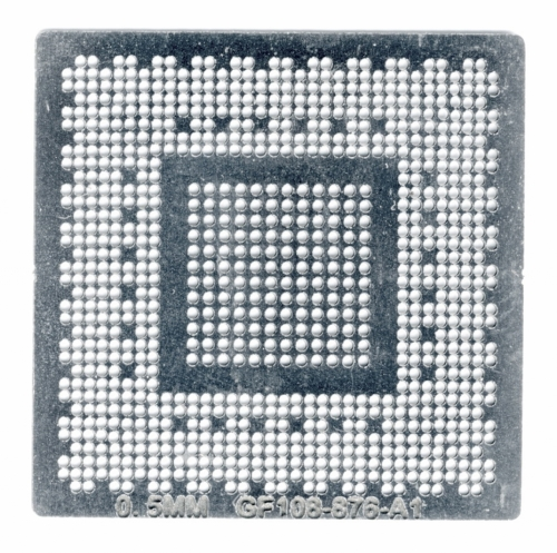 Трафарет прямого нагрева N13P-GS-A2 N13P-GL-A1 N15P-GT-A2 и другие