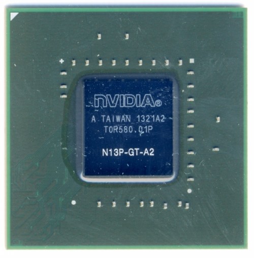 N13P-GT-A2 видеочип nVidia GeForce GT650M reball