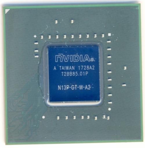 N13P-GT-W-A2 видеочип nVidia GeForce GT650M