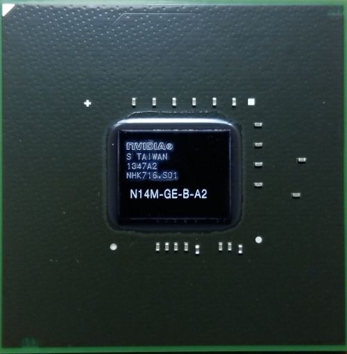 N14M-GE-B-A2 видеочип nVidia GeForce GT720M