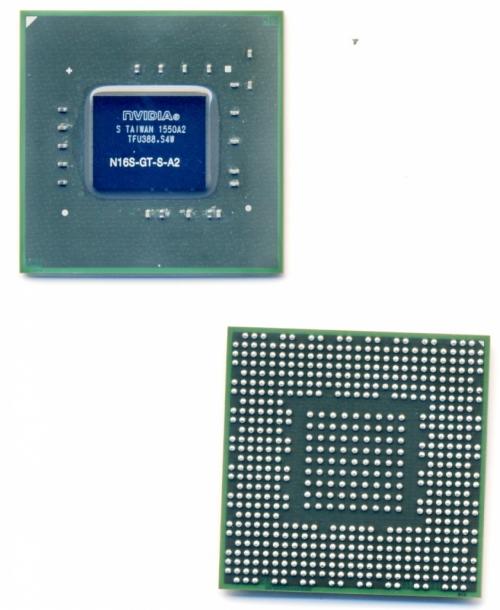 N16S-GT-S-A2 видеочип nVidia GeForce GT940M