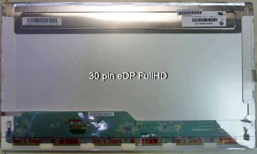 Матрица для ноутбука N173HGE-E11, B173HTN01.1 30pin eDP FullHD 1920x1080