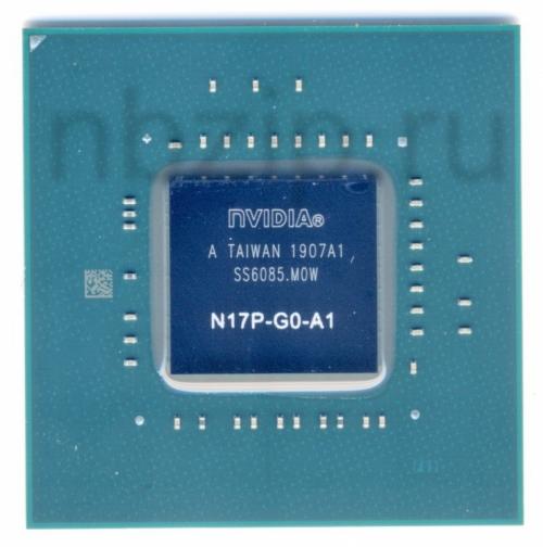 N17P-G0-A1 , GP107-725-A1 видеочип nVidia GeForce GTX1050