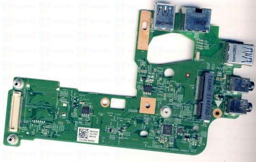 Dell N5110, Vostro 3550 DN15, DQ NEC IO board 10757-1 48.4IF04.011