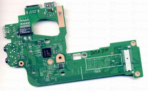 Dell N5110, Vostro 3550 DN15 NEC IO board 10757-1 48.4IF04.011