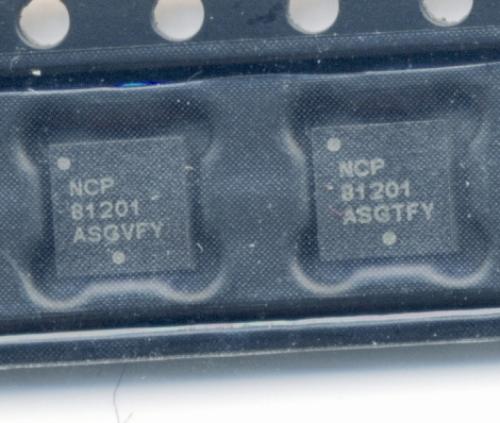 NCP81201 ШИМ контроллер