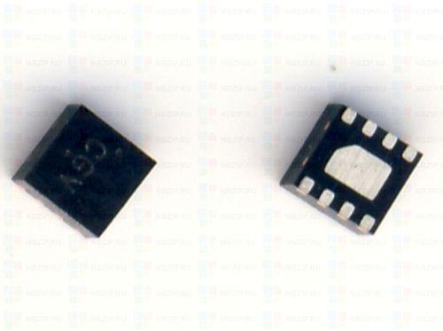 NCP81253 5 V MOSFET Driver NCP81253MNTBG