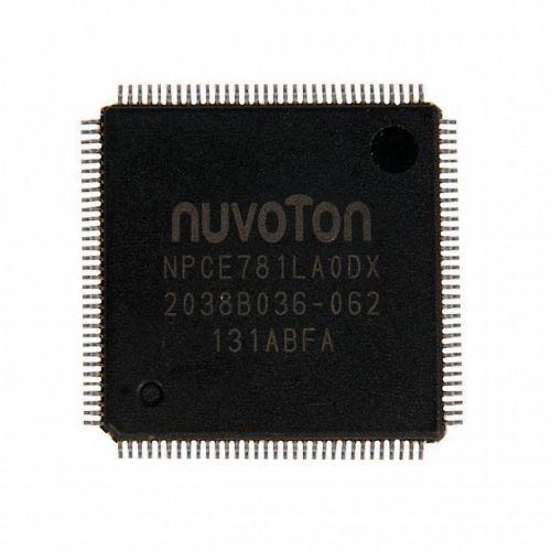 NPCE781LA0DX мультиконтроллер NUVOTON
