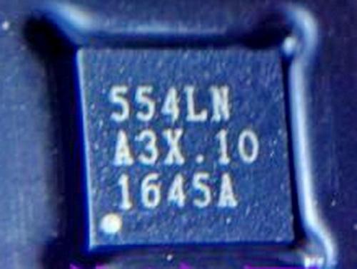 554LN OZ554LN OZ554LN-A-O-TR QFN20