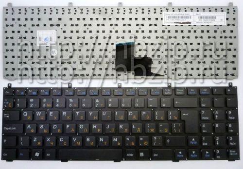Клавиатура ноутбука DNS C5500 MP-08J46SU-430, 6-80-M9800-280-1, 6-80-M9800-281-1, 6-80-M9800-282-1