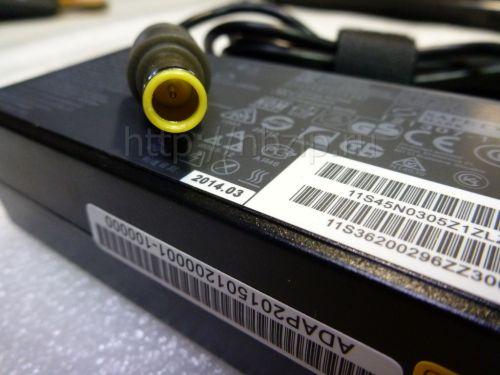 Блок питания ноутбука IBM  Lenovo 20V 4,5A (90W) 7,9x5,5мм с иглой