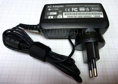 Блок питания планшета Acer A100, A500 12V 1.5A 18W