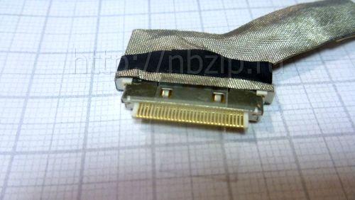 Шлейф матрицы Lenovo G500, G505 DC02001PS00, DC02001PR00
