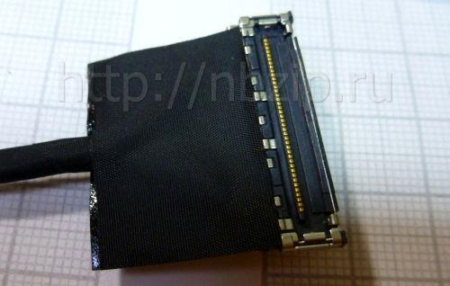 DD0R36LC000 Шлейф матрицы HP Pavilion G6-2000 , DD0R36LC020, DD0R36LC030