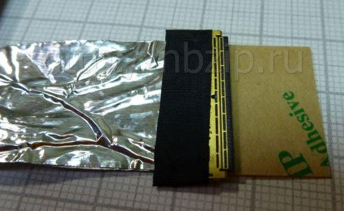 639510-001 Шлейф матрицы HP G6, G6-1000 V.2 6017B0295501