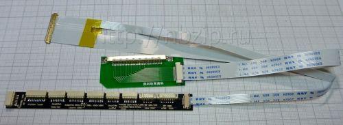 Переходник матрицы ноутбука CCFL-LED