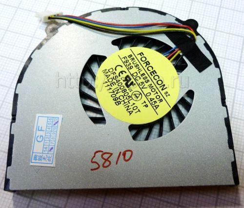 Вентилятор ноутбука Acer Aspire 4810, 5810, 5410