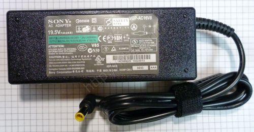 Блок питания ноутбука Sony 19,5V 4,7A (90W) 6x4,4мм с иглой ORIGINAL