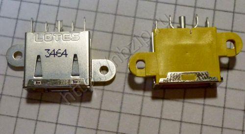 Разъем питания ноутбука Lenovo IdeaCentre C355 C455