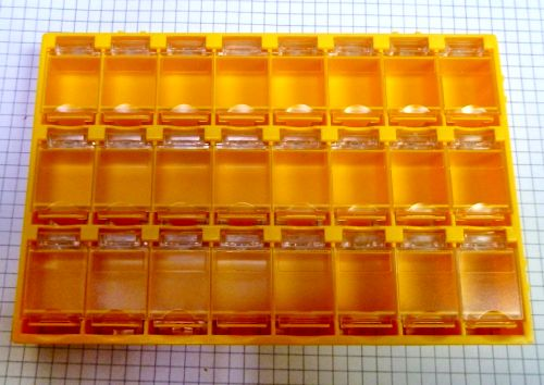 Бокс для хранения мелких микросхем