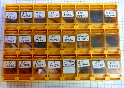Бокс для хранения мелких микросхем 156х105х18 мм