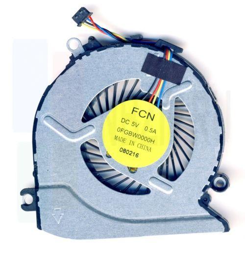 812109-001 вентилятор для ноутбука HP Pavilion 15Z-A, 17-G, 17-G015DX