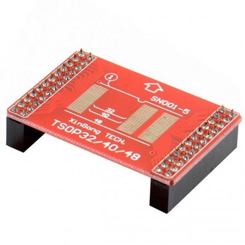 Набор адаптеров TSOP32 TSOP40 TSOP48  для TL866