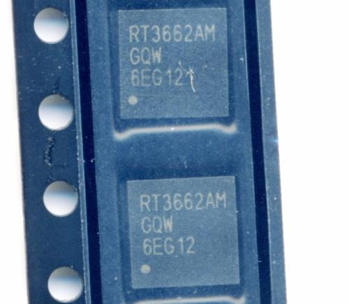 RT3662AMGQW , RT3662AM ШИМ Richtek