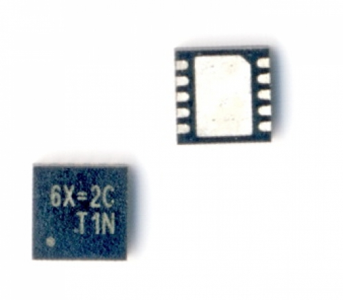 RT8125D ШИМ Richtek маркировка 6X=