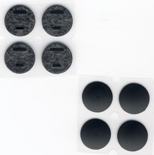 Резиновые ножки 4 шт MacBook 12 A1534