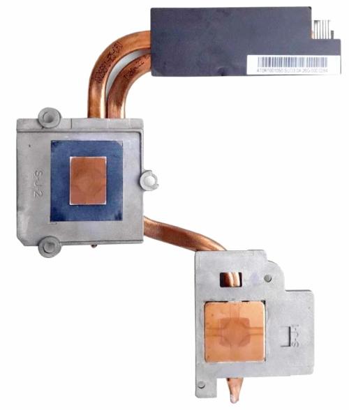 Система охлаждения для SAMSUNG NP350V5C NP355V5C