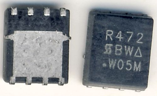 Транзистор SIR472DP Vishay