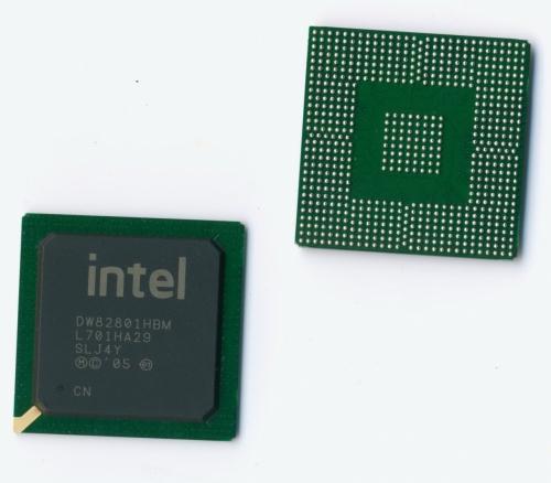 SLJ4Y DW82801HBM Intel PCH