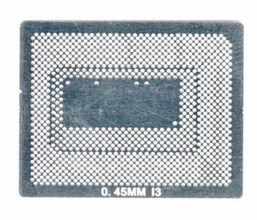 Трафарет прямого нагрева SR02S ,SR00W, SR0MP, BGA1224 Intel