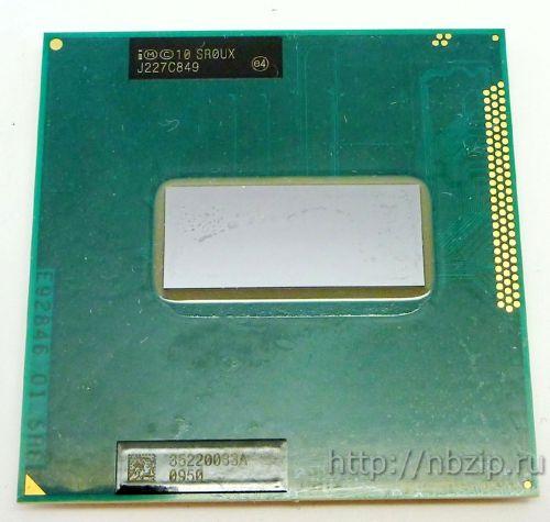 Intel Core i7 Mobile i7-3630QM SR0UX