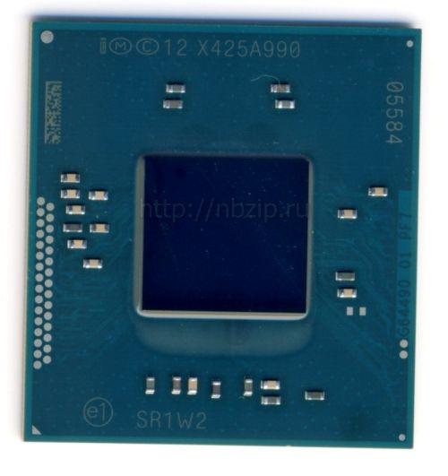 SR1W2 Процессор ноутбука Intel Pentium Mobile N3530 BGA1170 2.16 ГГц