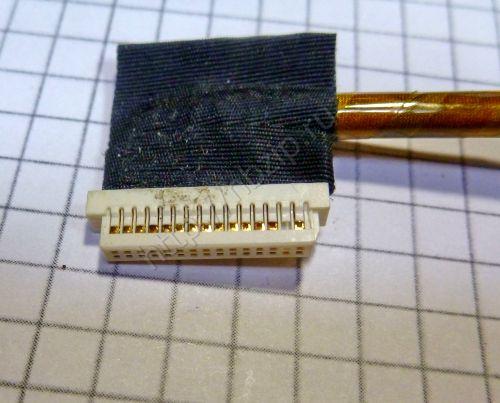 BA39-00638A Шлейф матрицы Samsung R70, R560